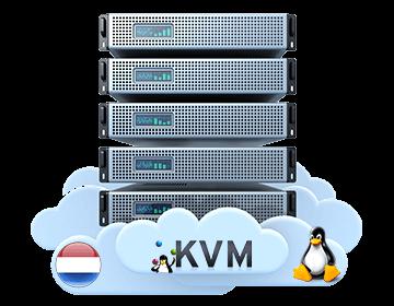 Netherlands KVM Linux VPS