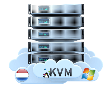 Netherlands KVM Windows VPS
